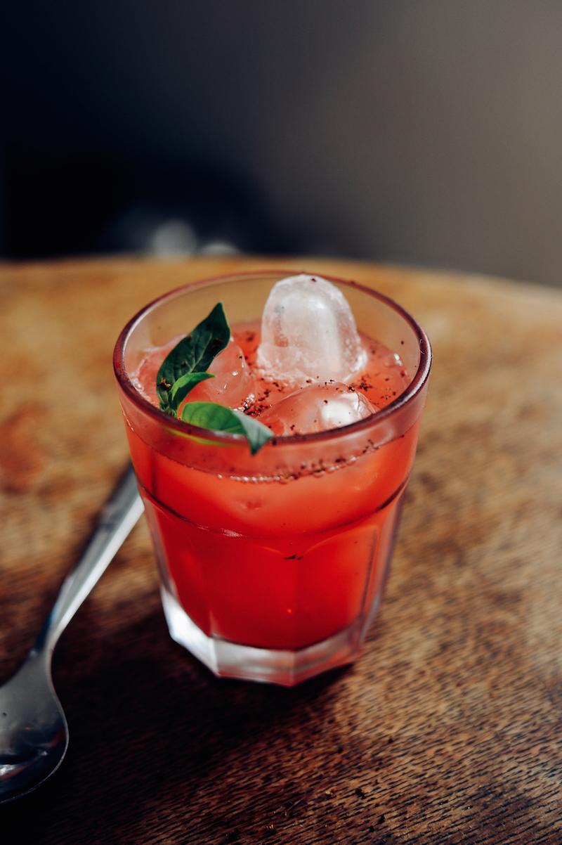 Thai & Techno - Watermelon Cooler