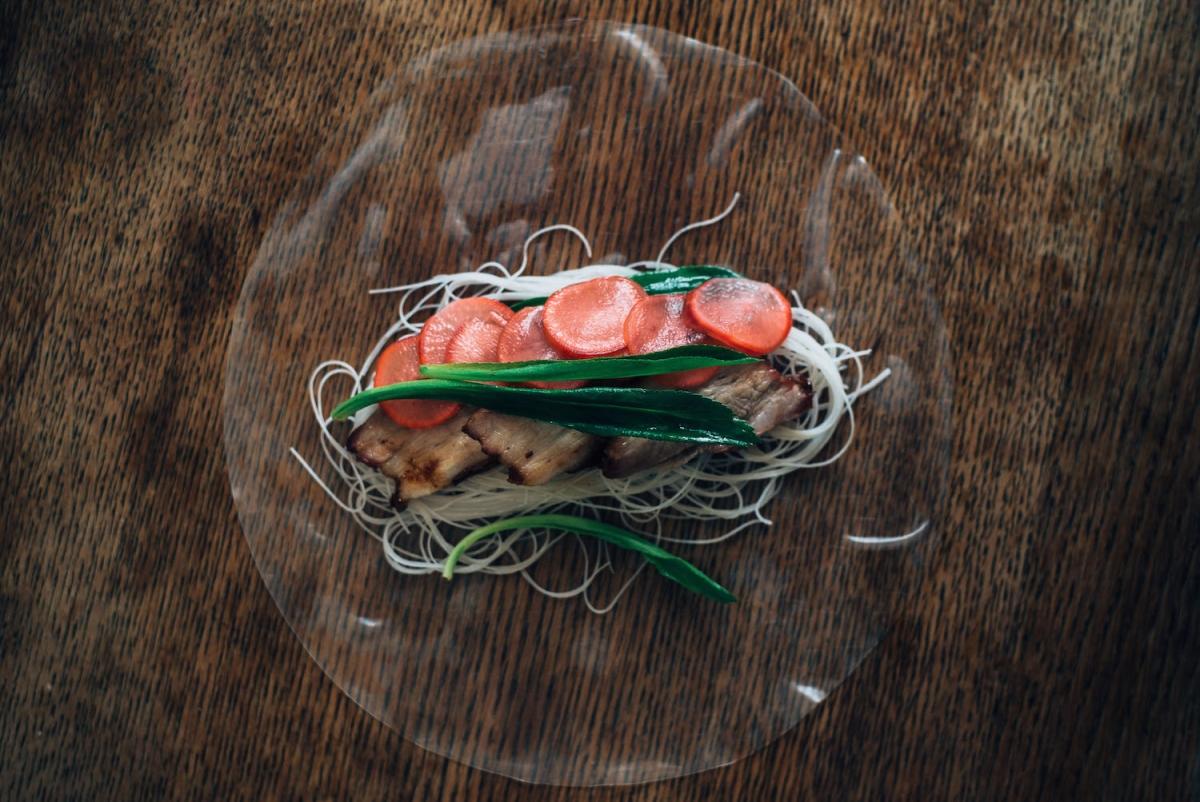 Thai&Techno - BBQ pork thai roll 3