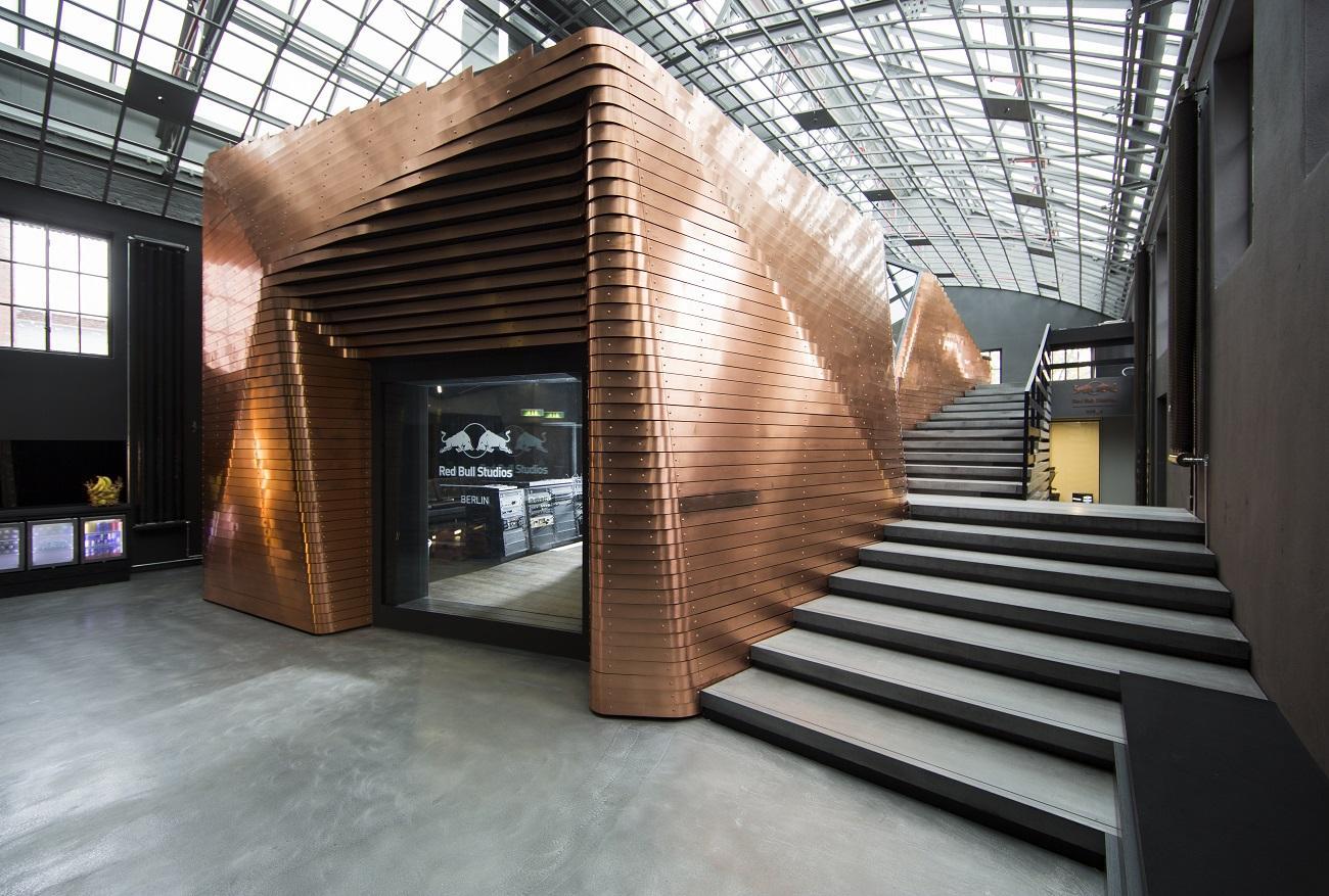 Red Bull Studios Berlin (c) Dirk Mathesius