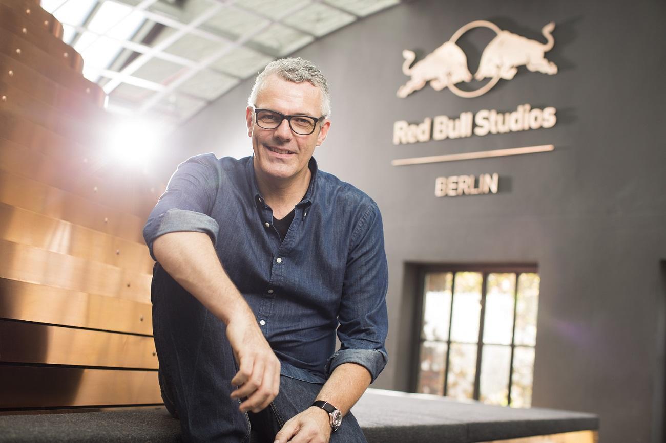 Red Bull Studios Berlin_Engineer Christian Prommer (c) Dirk Mathesius