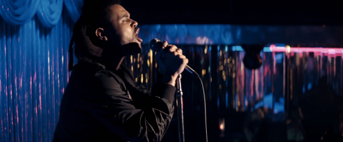theweeknd-cantfeelmyface-video