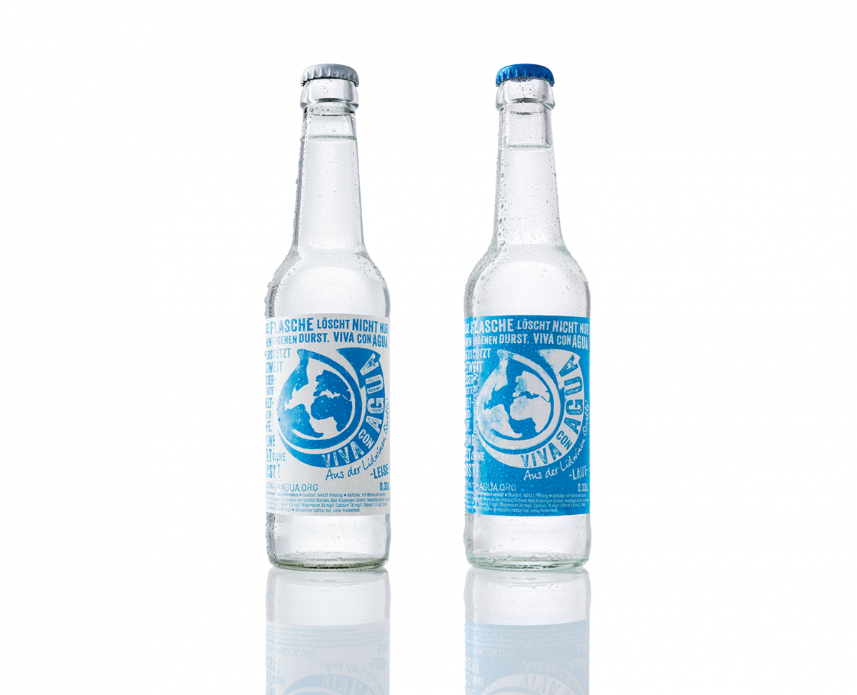 VcA-Flaschen