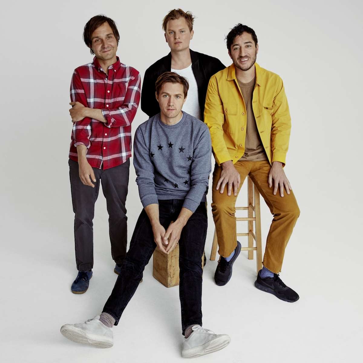 Grizzly Bear Approved Press Photo by Tom Hines
