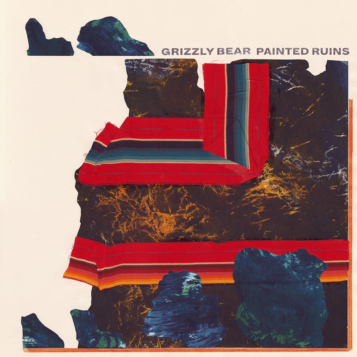 Grizzly Bear_Painted Ruins_album cover