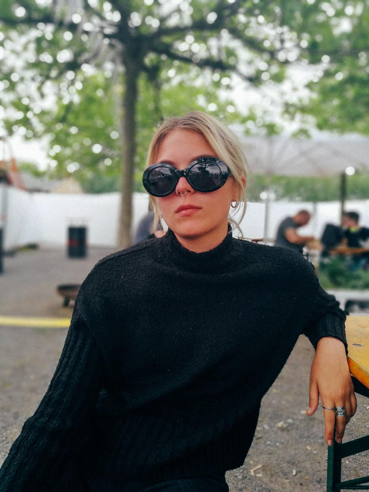 Julia, aufgenommen mit der 1.9-Blende