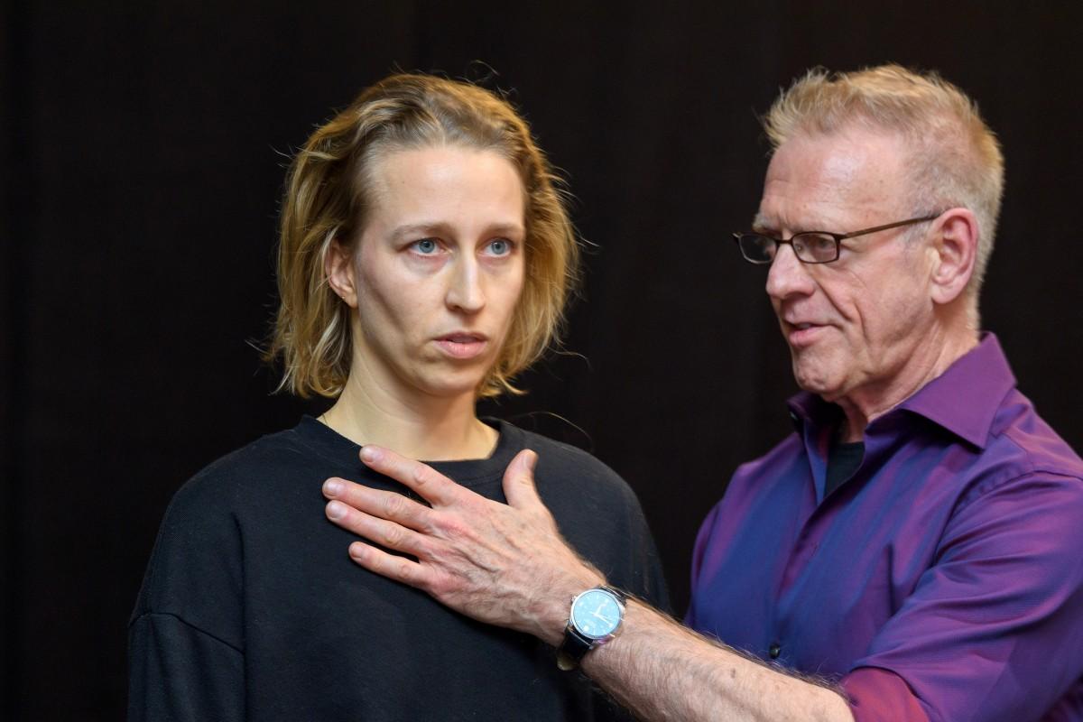 Acting Studio workshop © Peter Himsel