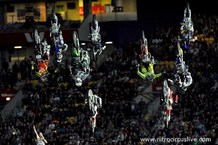 Travis Pastrana - Nitro Circus Live -- Europe 2012 Tour Teaser
