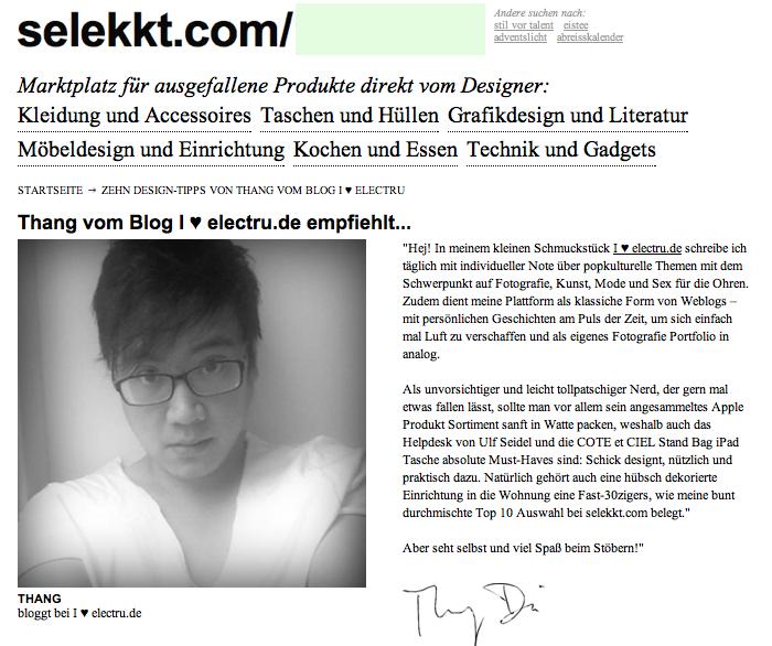10 design tipps von thang dai fuer selekkt.com