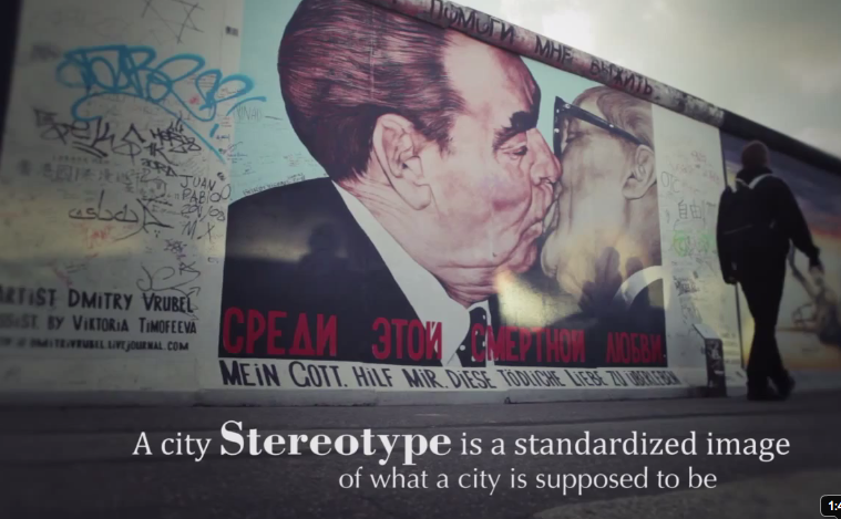 breaking stereotypes - berlin