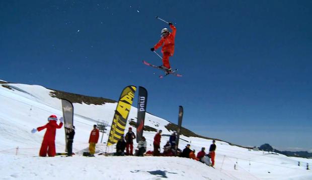 kelly sildaru ski