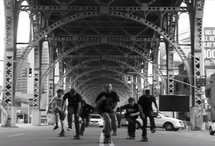 5BORO NYC - Join Or Die (Skateboarding)