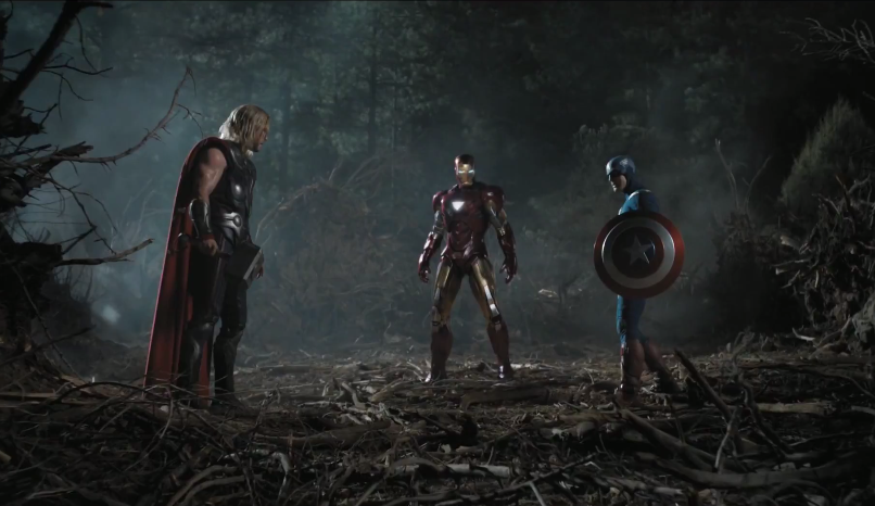 The Avengers - Official Trailer No. 2
