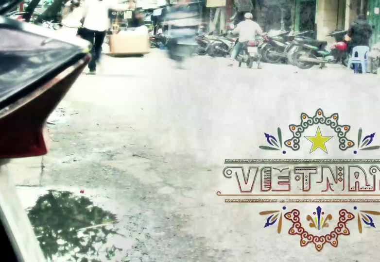 Helly My Friends - Skateboarding in Vietnam and Thailand