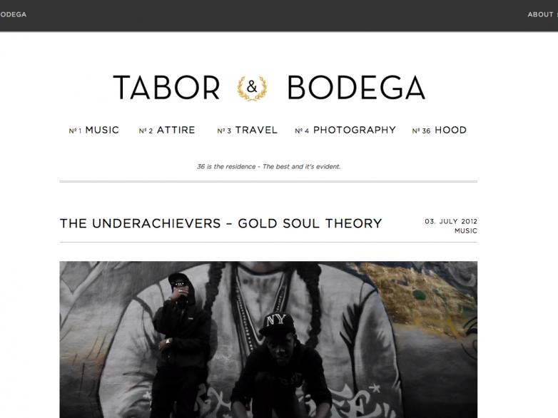 Tabor and Bodega