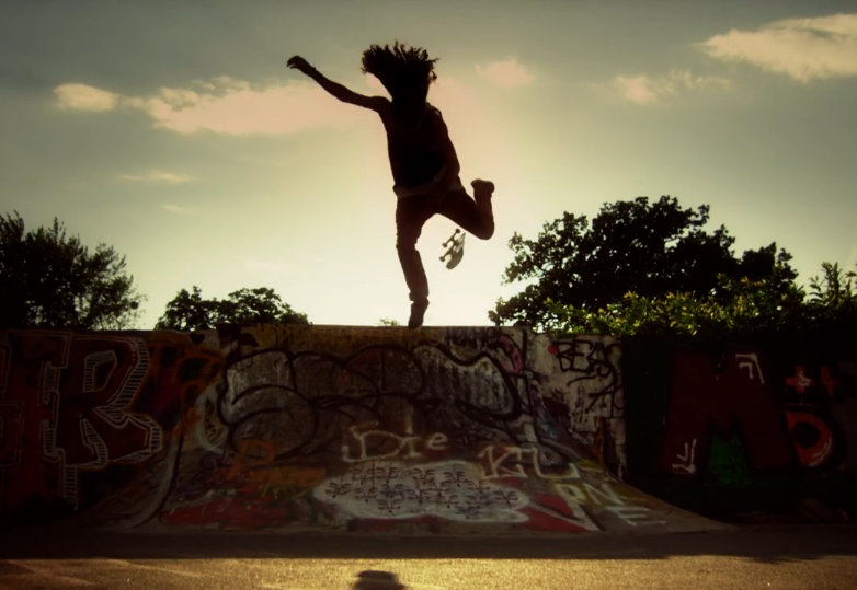 the epic and the beasts - skateboarding short film by sebastian linda