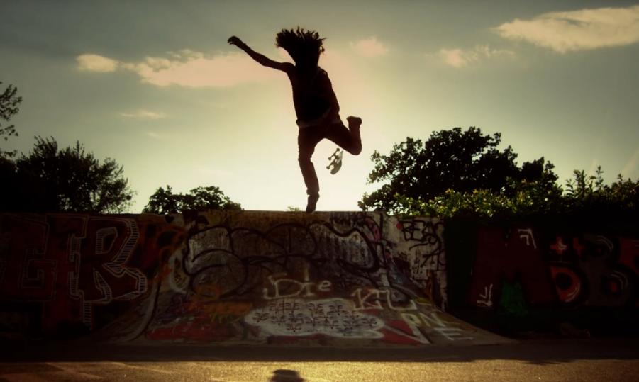 the epic and the beasts - skateboarding short film by sebastian linda