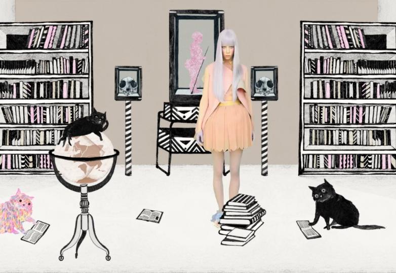 I Hate Kitties by Reed + Rader