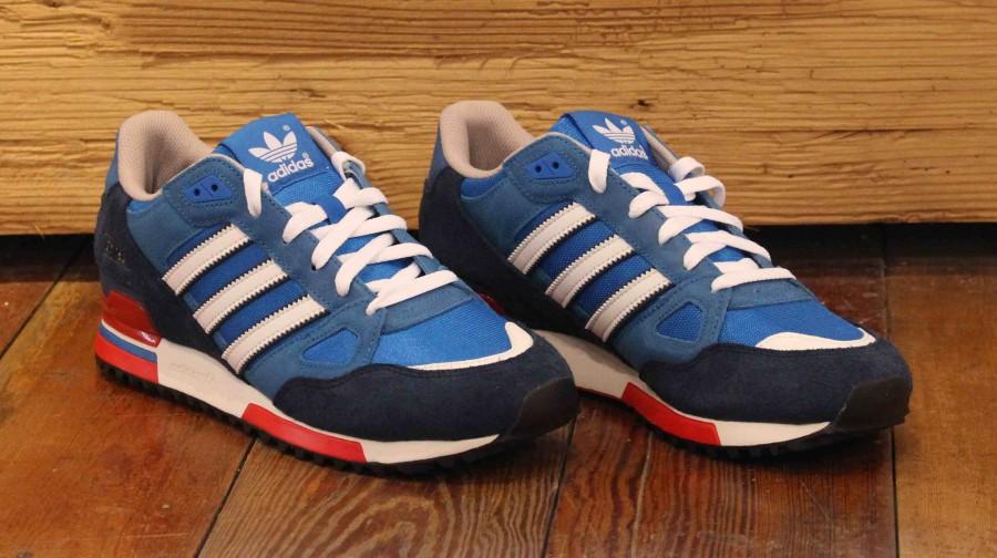 Adidas Blau Rot
