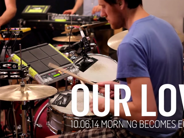 caribou-ourlove-kcrw-morningbecomeseclectic-cover