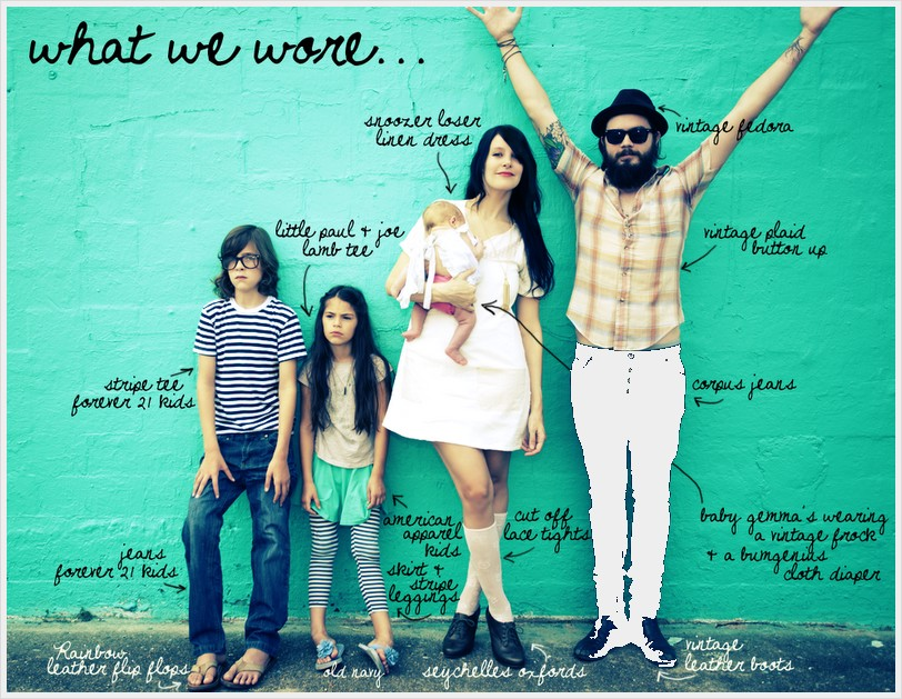 hipsterfamily