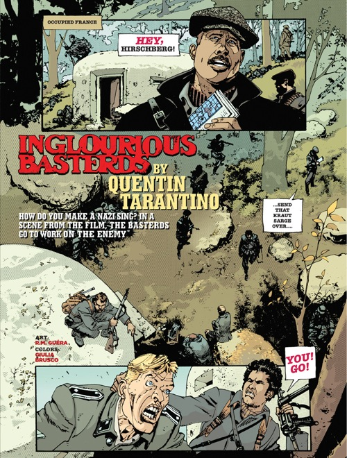 ingloriousbasterds_graphicnovel