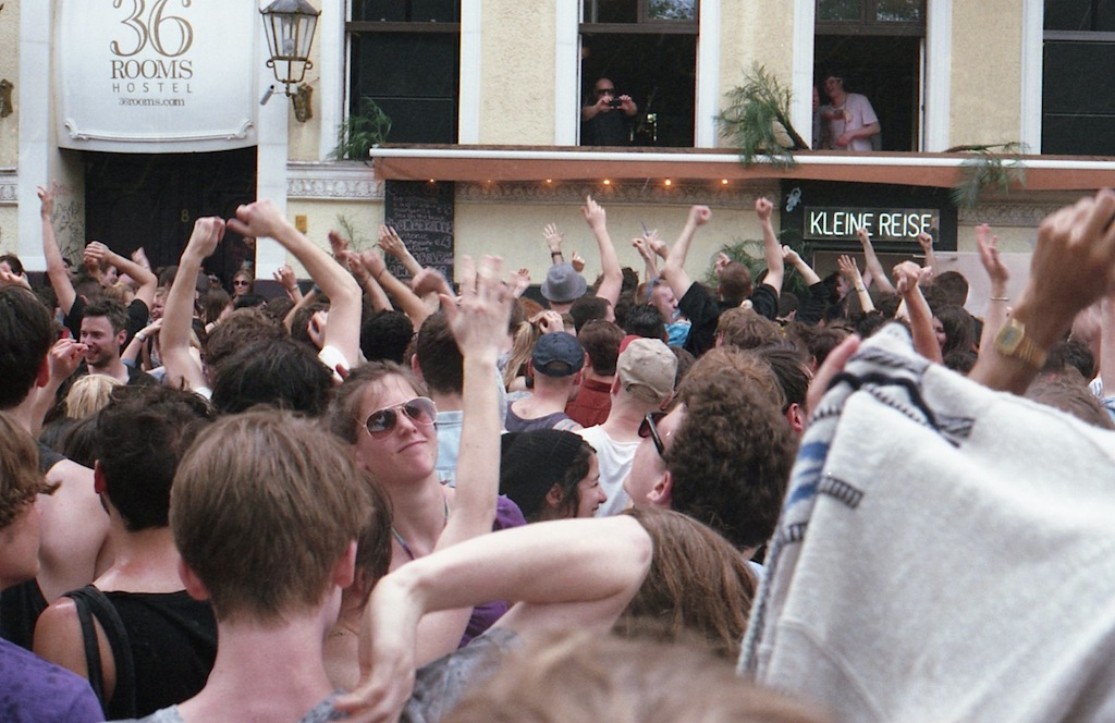 May 1 in Kreuzberg – 35mm Edition