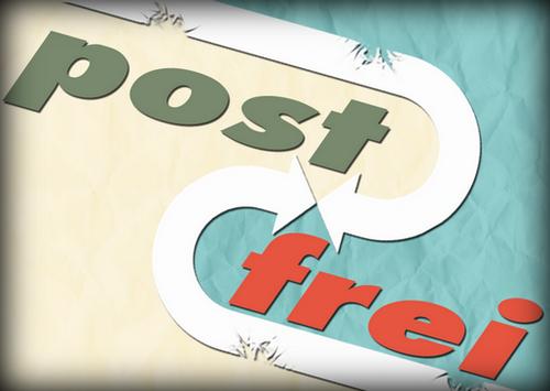 post-frei