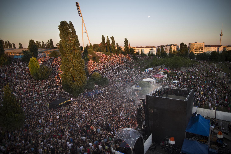 » Caribou Live @ RBMA Stage, Féte de la Musique Berlin