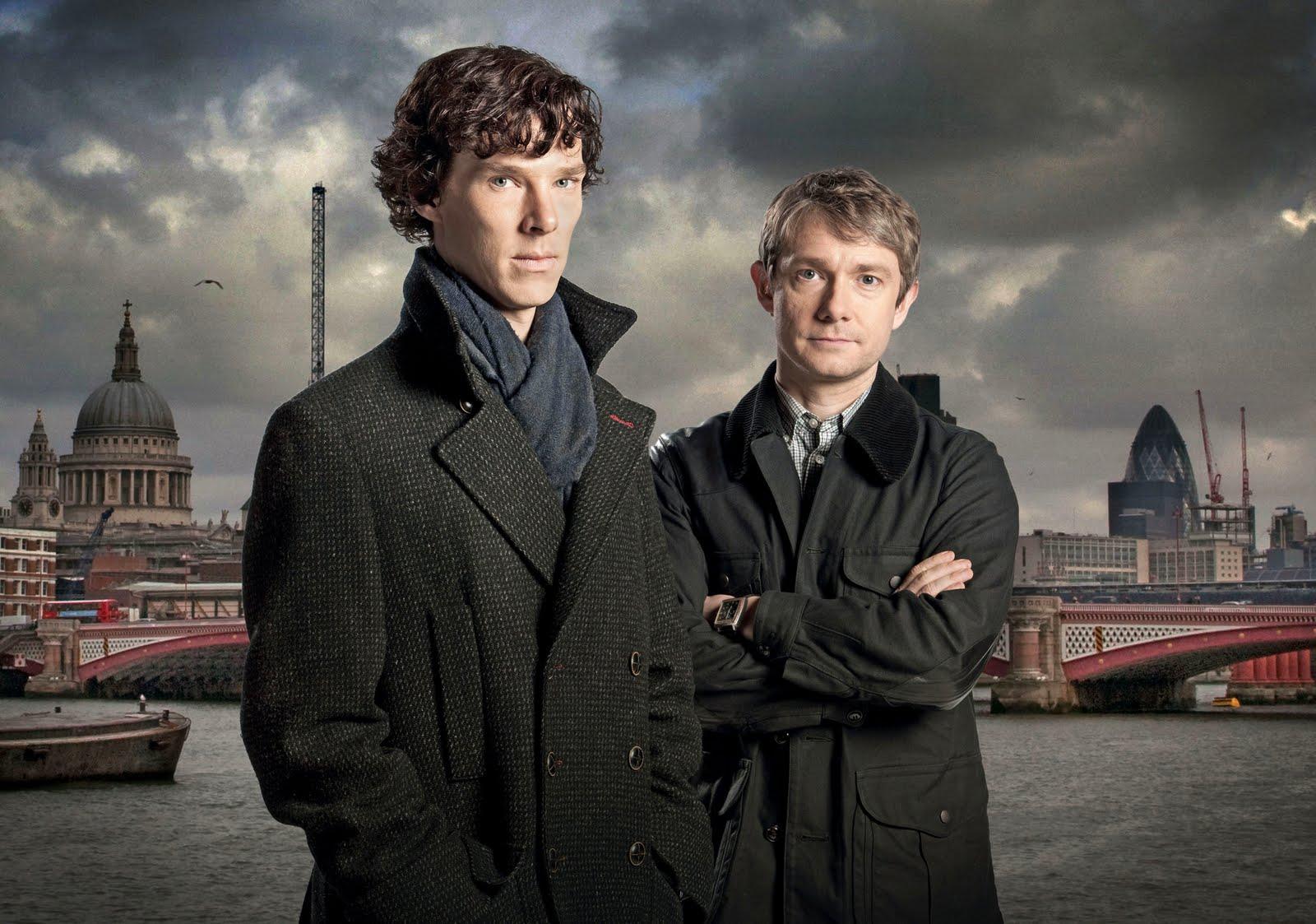 Bildergebnis für sherlock holmes bbc