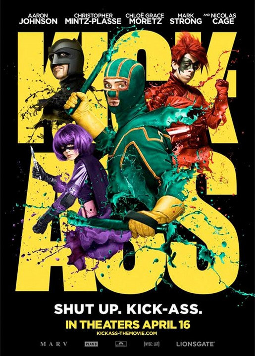 HA/VER - Shut up Kick-Ass