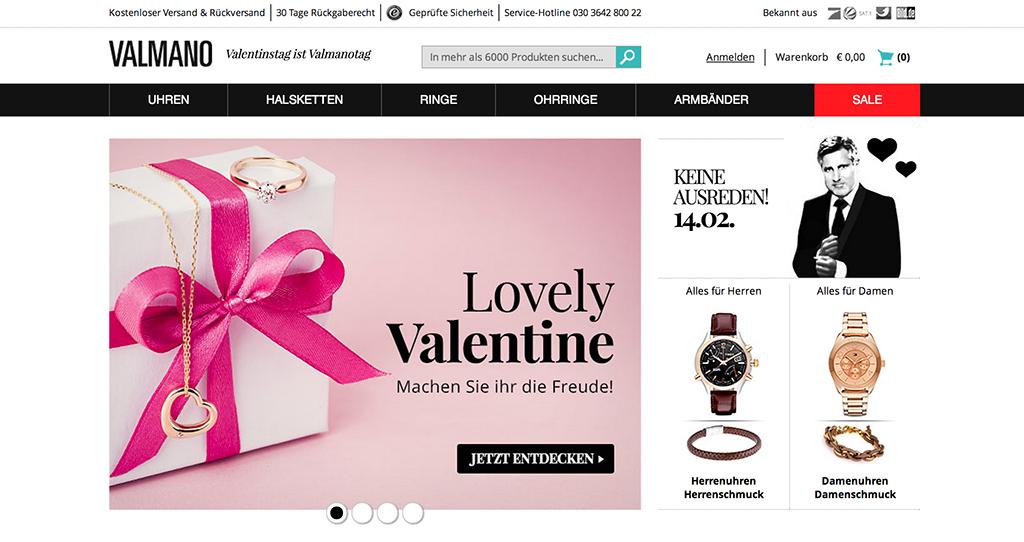 Valmano  Verlosung: 1x Gutschein für den Valmano Uhren Online-Shop | electru.de
