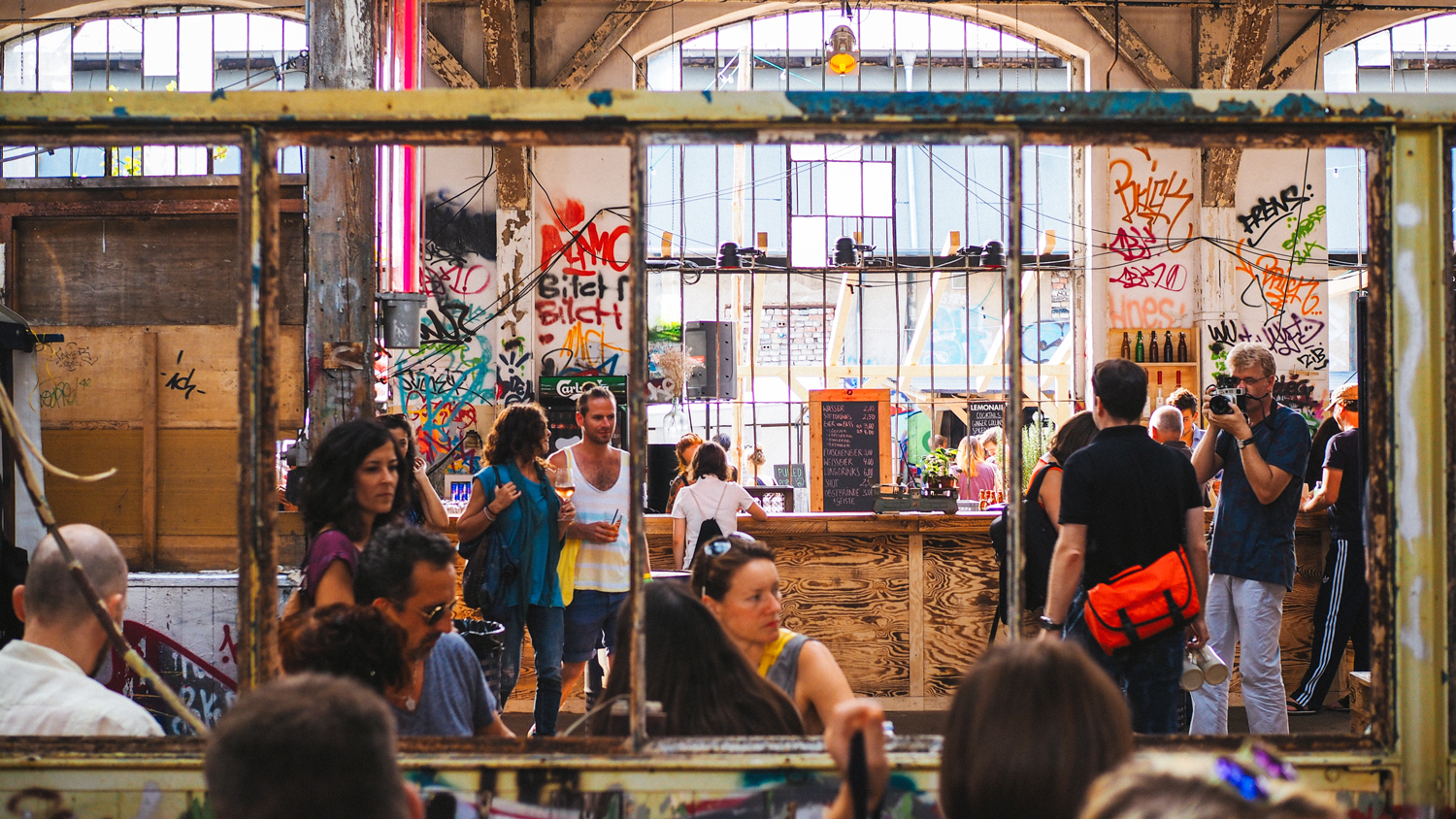187 Street Food Sundays In Berlin Village Market Neue Heimat