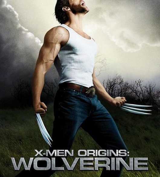 new wolverine movie poster