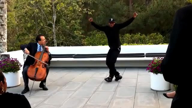 Spike Jonze presents: Lil Buck and Yo-Yo Ma!